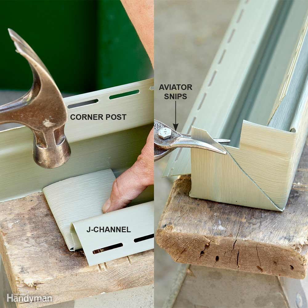 13 Simple Vinyl Siding Installation Tips Vinyl Siding Installation Vinyl Siding Siding Repair