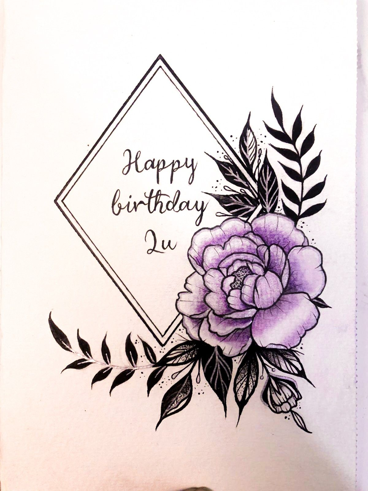Happy Birthday Card Birthday Cards Happy Birthday Cards Cards
