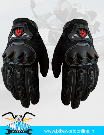 33a4b00baaf1 Smc29 Blackxl Scoyco Mc29 Motorcycle Riding Gloves Black Colour Biking &  Racing(Black_X-Large