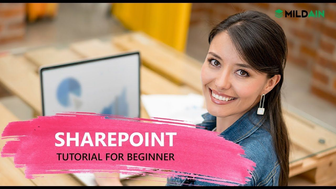 Sharepoint tutorial for beginners getting started with sharepoint.