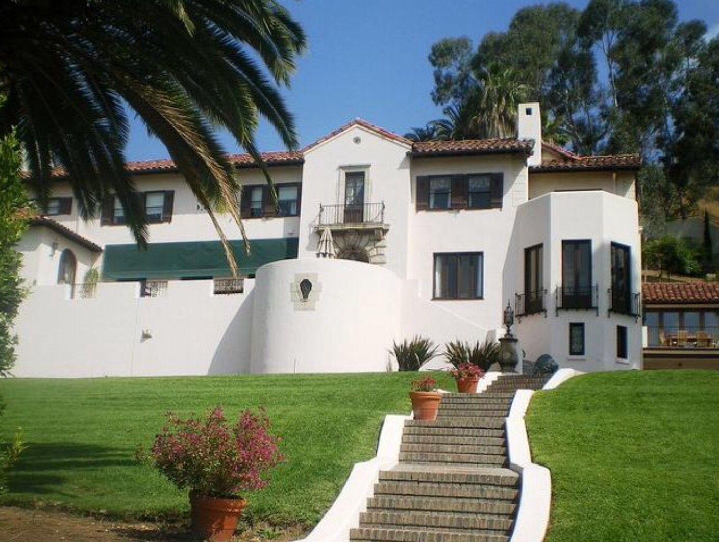 Entourage House | Spanish Home | Pinterest | Entourage and House