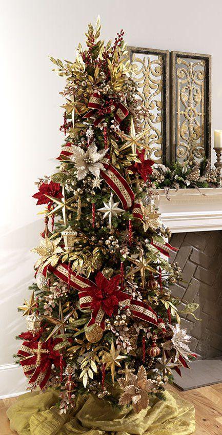 Pin de inocencia almonte en arboles de navidad christmas - Decoracion arboles navidenos ...