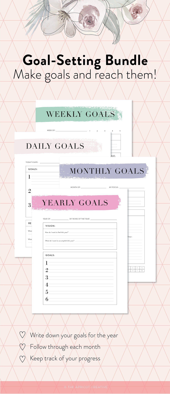Goals Bundle