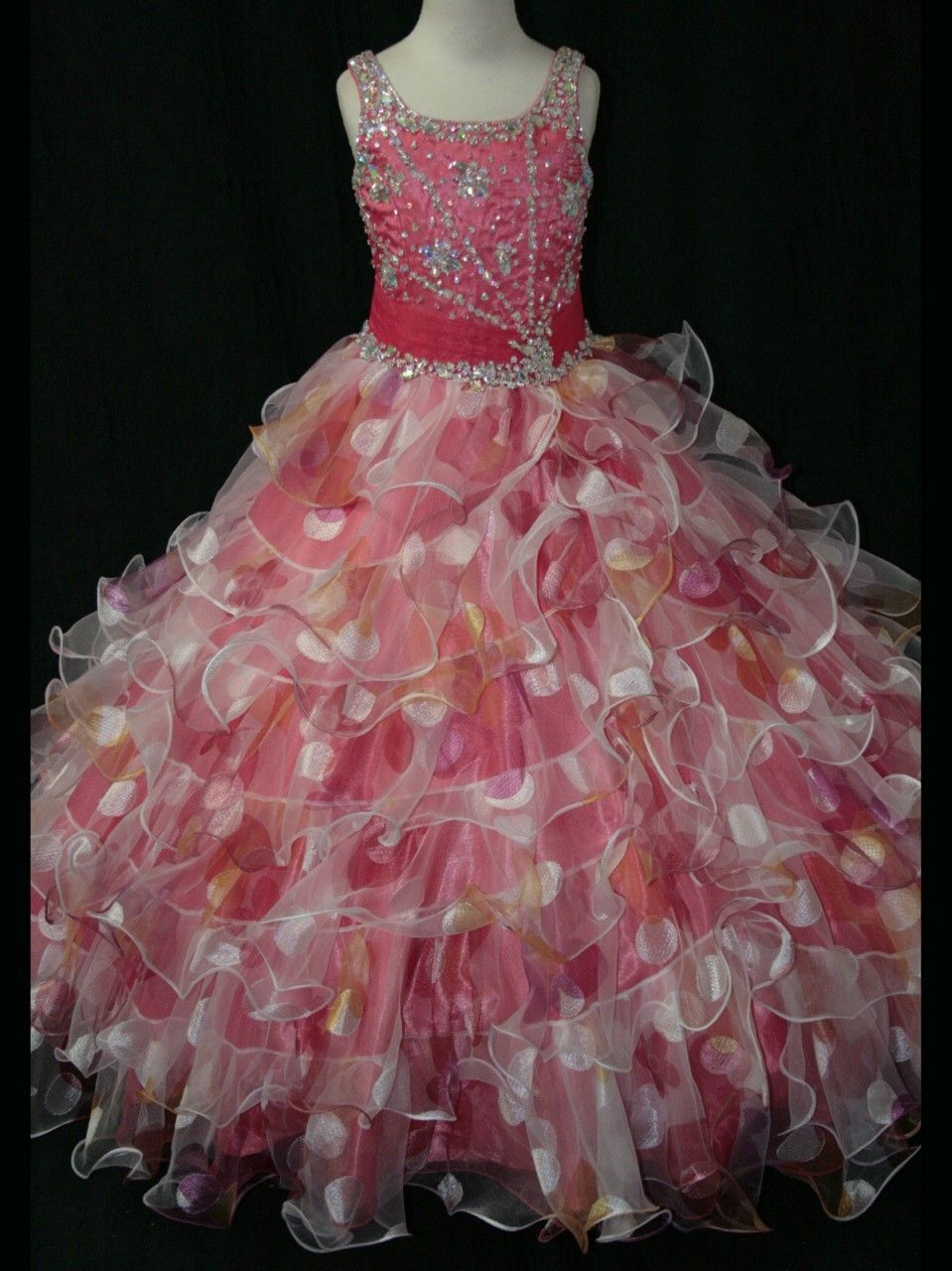 be464651ba1a Blush Kids Inc. - Little Rosie LR890 Pageant Dress For Girl, $498.00 (http
