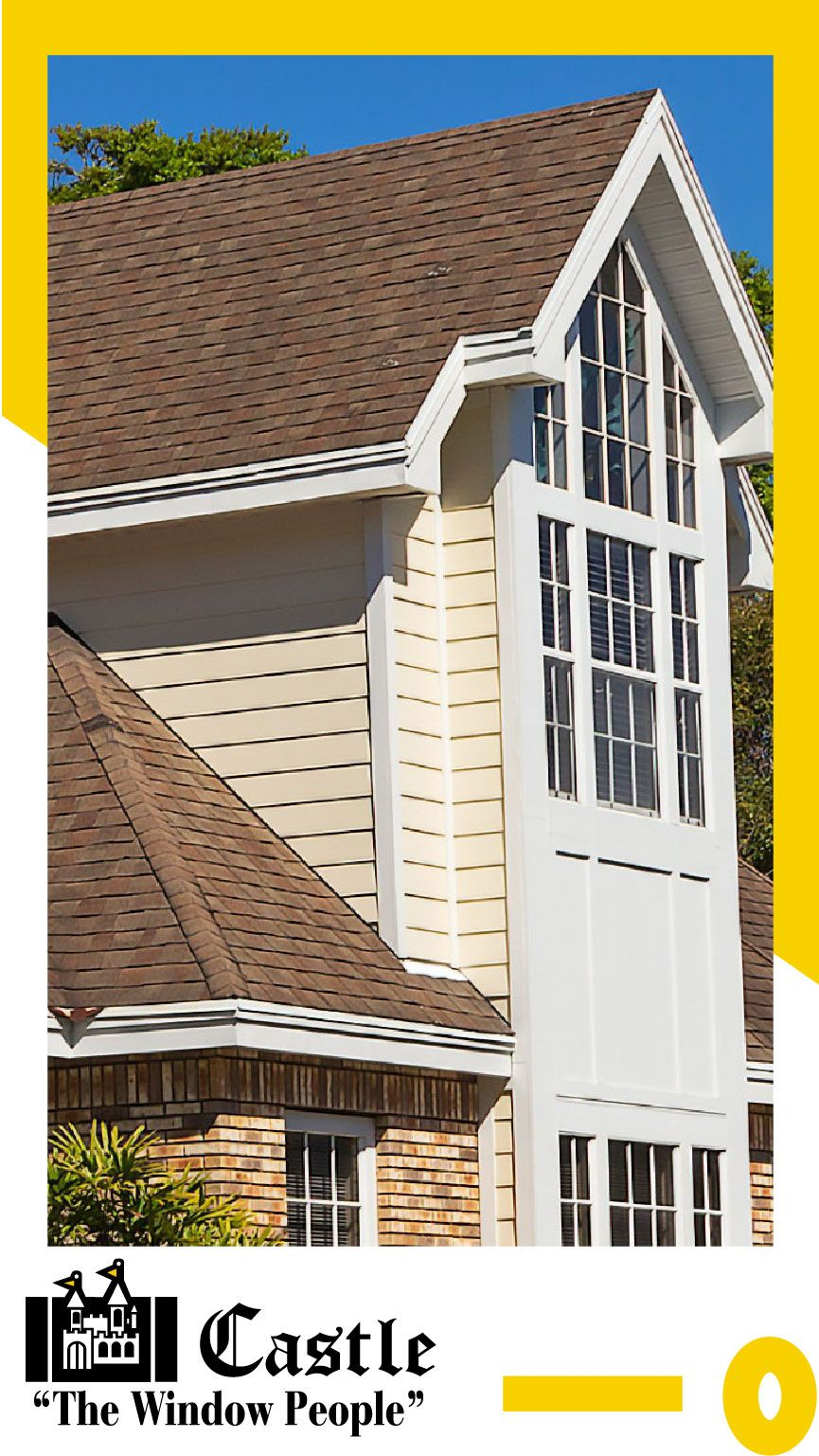 We Are More Than Windows Call Today For Roofing And Siding House Siding Best Replacement Windows Window Company