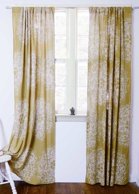 Shop Now For Yellow Curtains For Bedroom, Sheer Curtains, Panels, And Other  Boho