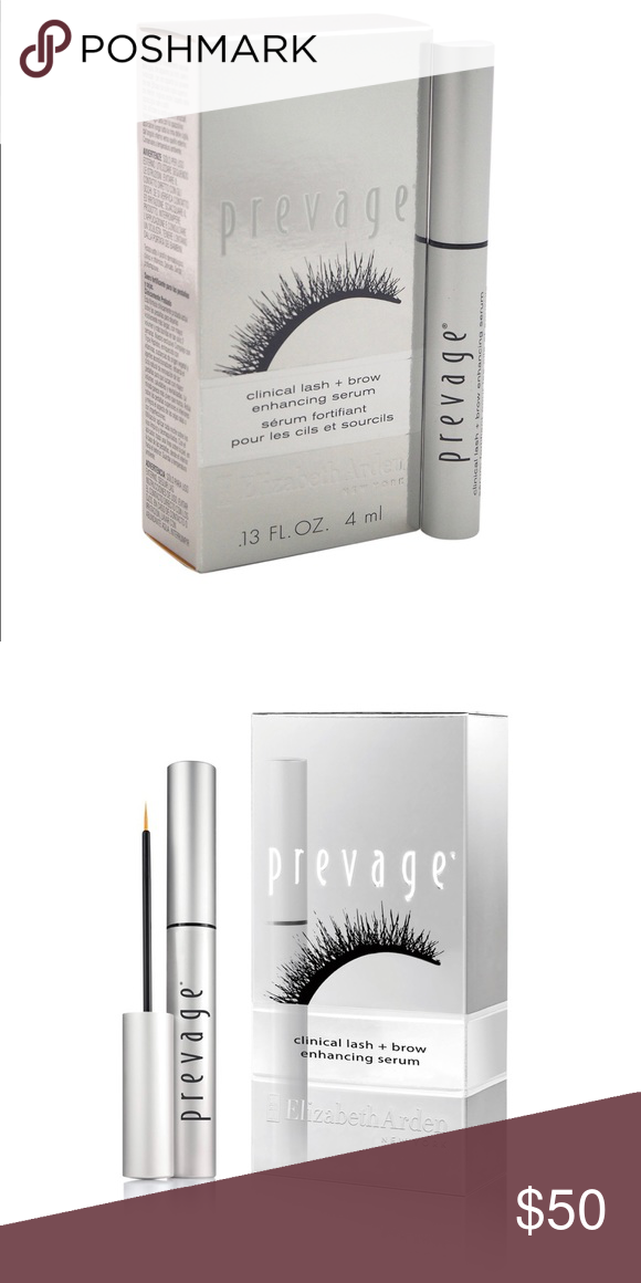 """0258d396ee1 """"Prevage"""" by Elizabeth Arden Lash/Brow Serum NEW IN BOX! Our exclusive  triple peptide complex, boosted by vitamins, botanicals and lash  conditioners, ..."""