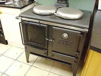 Esse Ironheart Ew Multi Fuel Cook Stove Ebay Stove Oven Hob