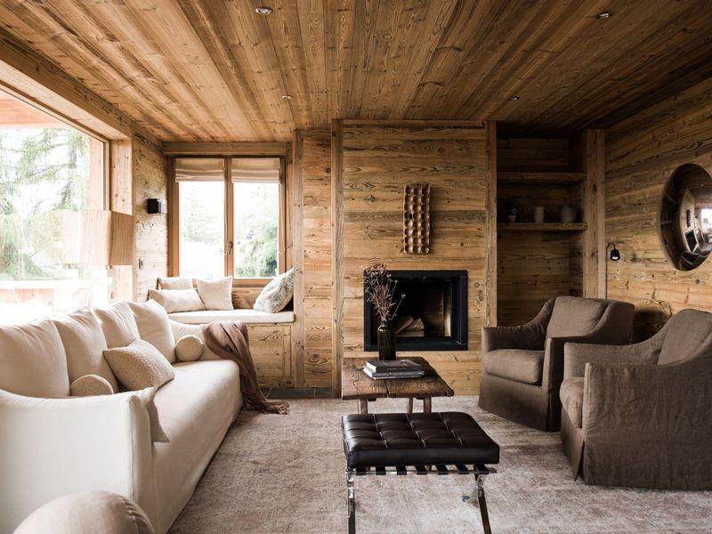 Chalet rivière verbier desiretoinspire cabin tom dixon