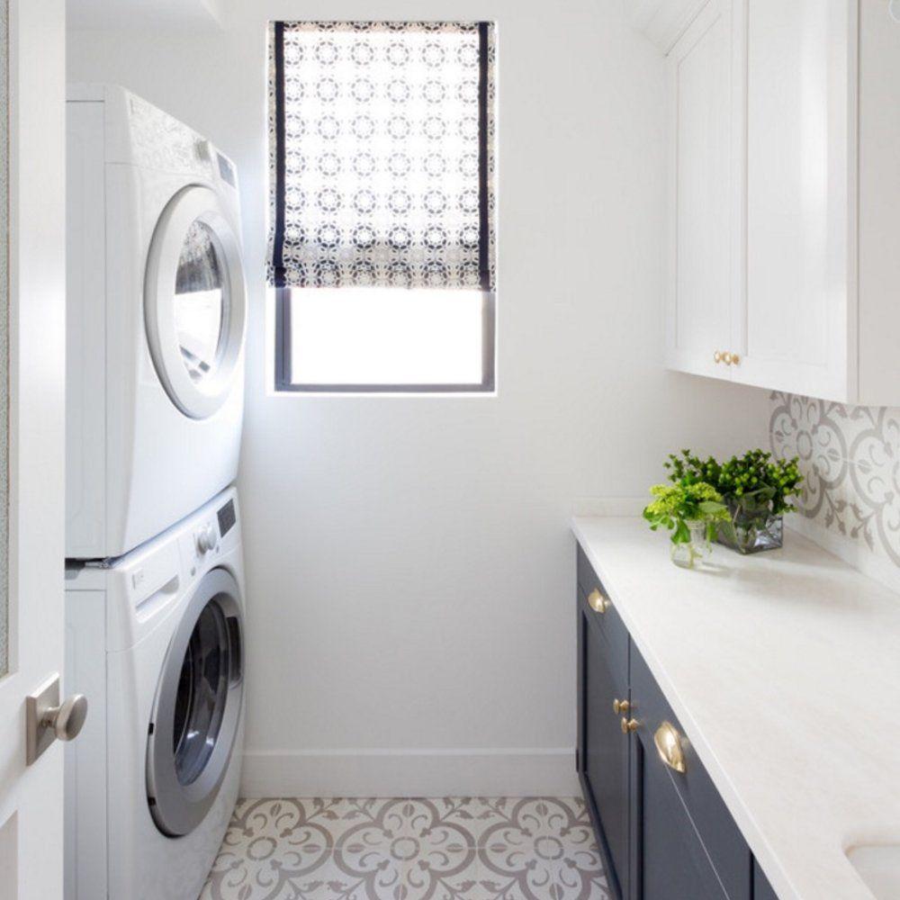 Clever Laundry Room Ideas Laundry Room Tile Farmhouse Laundry Room Laundry Room Design Laundry room floor ideas