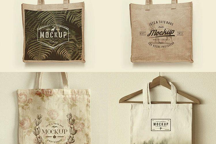 Download 40 Best Free Shopping Bag Mockup Psd Bag Mockup Bags Free Bag