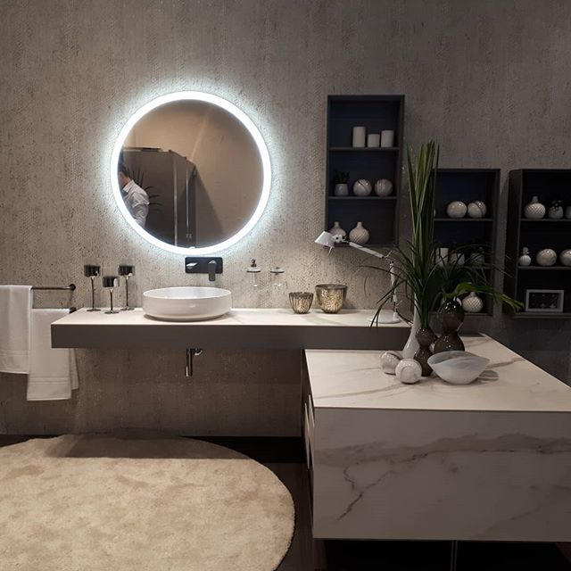 Every detail tells about you.  Play your own style. #playinda   #salonedelmobile2018 #salonedelmobile #salonebagno #bathroomdesign #intetiordesign #italianstyle #italiandesign #arredobagno #beinda