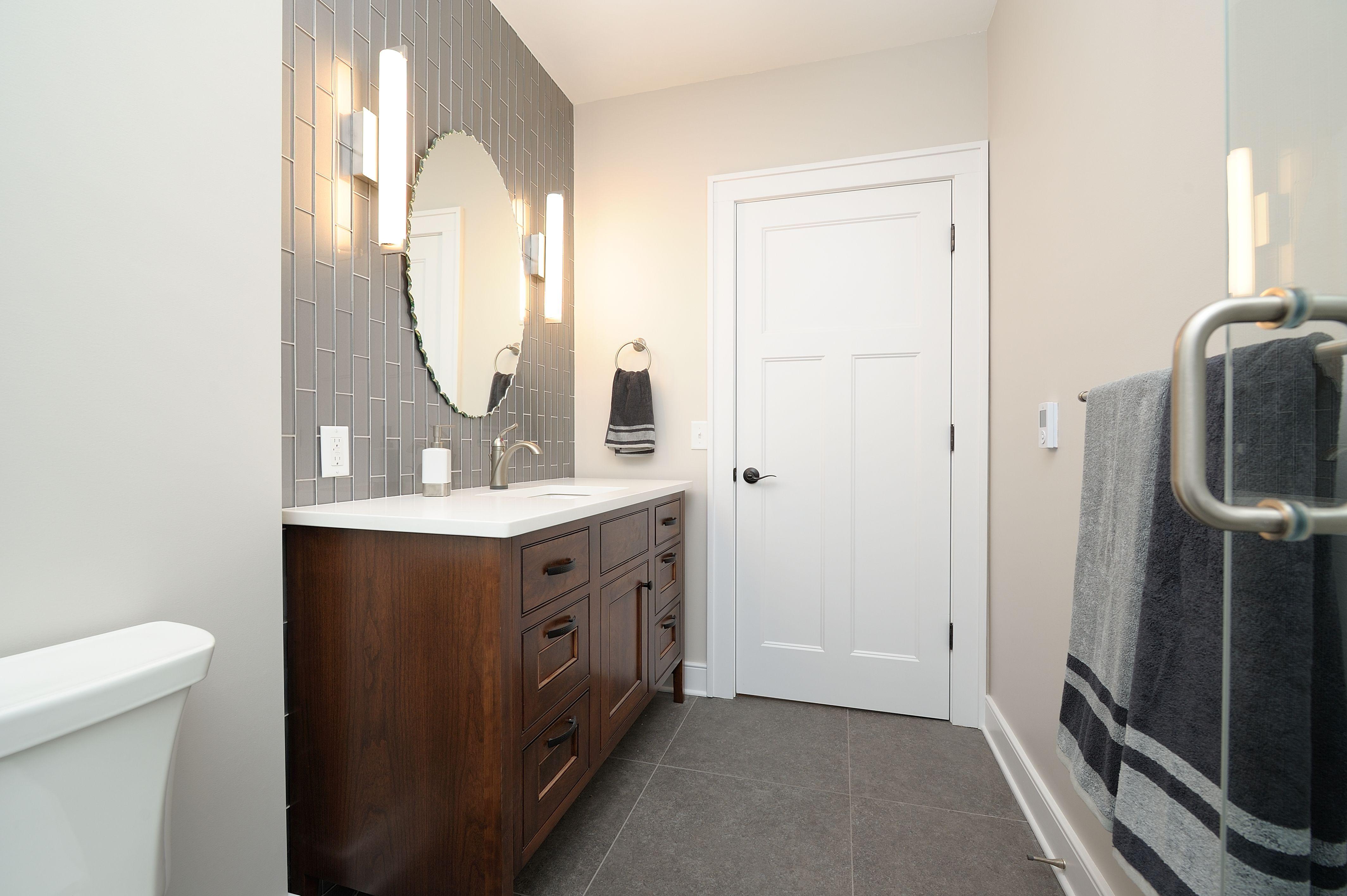 Exceptional Bathroom Remodel By DeHaan Remodeling Specialists Kalamazoo MI