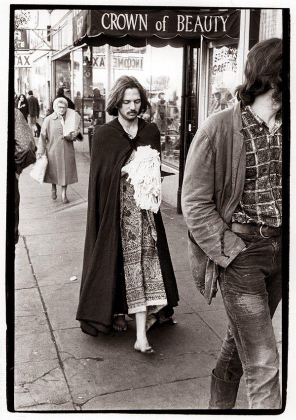 vintage everyday: San Francisco Hippies, ca. 1966-1967 ...