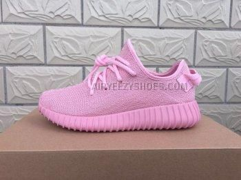 solo adidas yeezy 350 booster rosa donne