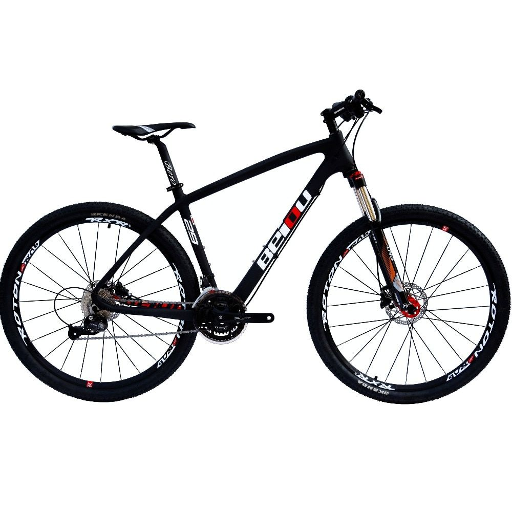 BEIOU Carbon 29 Inch Mountain Bike 29er Hardtail Bicycle 2