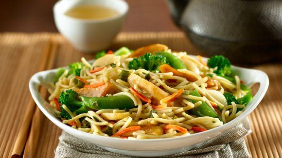 Thai chicken vegetable stir fry asian inspired foodz thai chicken vegetable stir fry forumfinder Gallery