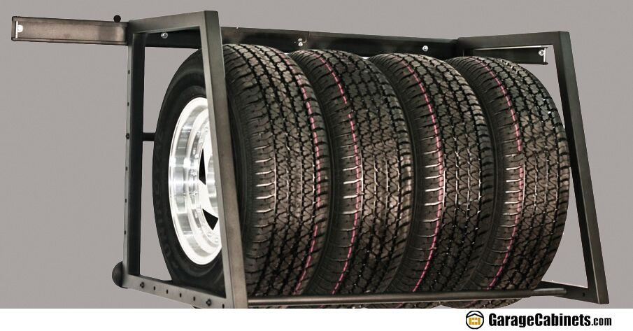 Tire Storage Rack Store Spare Tires On Wall Mounted Tire Storage Racks Tire Storage Tire Storage Rack Tire Rack