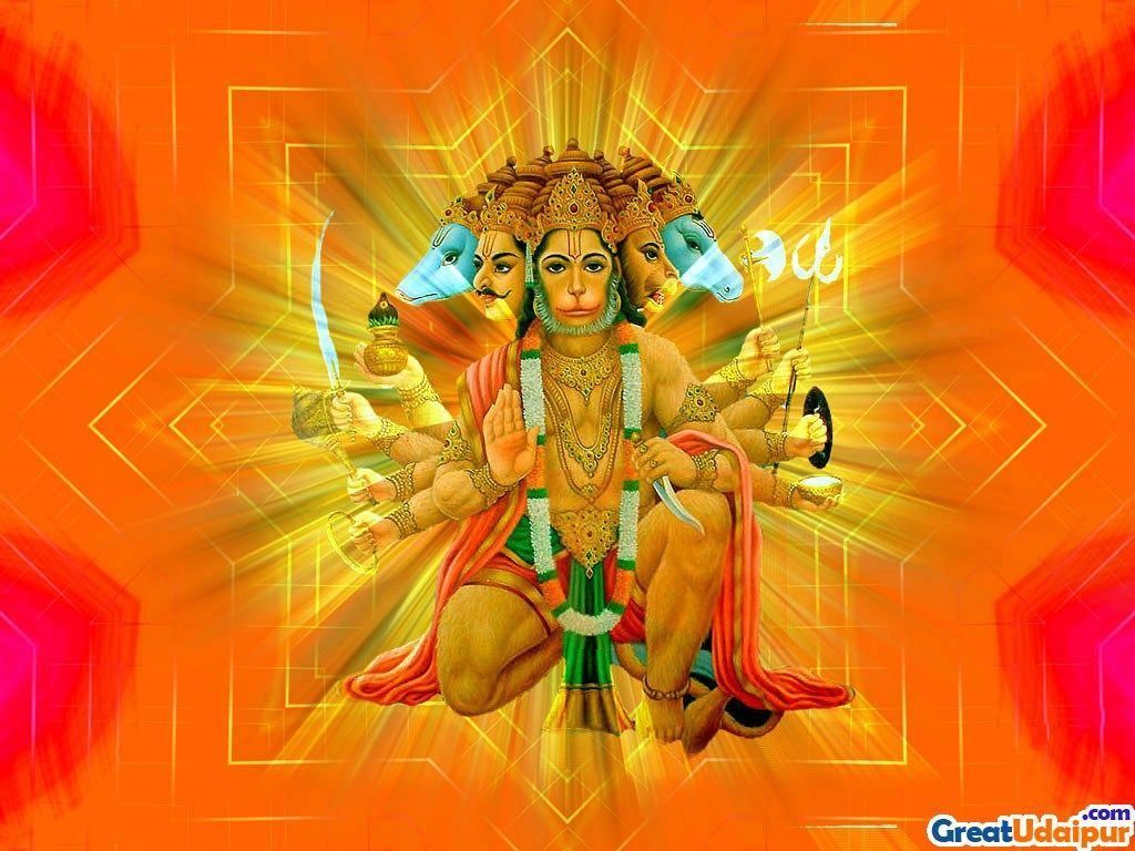 Panchmukhi Hanuman Kavach Stotra Download