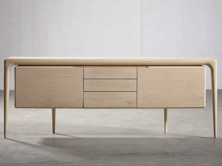 Aparador de madera colecci n latus by artisan dise o for Artisan muebles