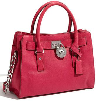 b40fef91c905 ShopStyle: MICHAEL Michael Kors 'Hamilton Chain' Leather Tote | bag ...