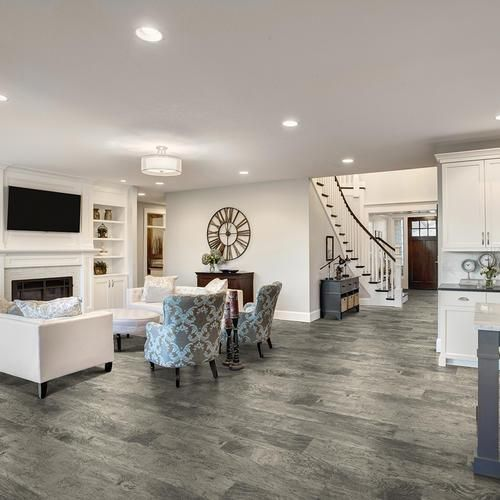 vinyl engineered install tranquility flooring oak a size luxury fabulous of fl paradigm waterproof hardwood floors lumber roll interiors menards large plank basement