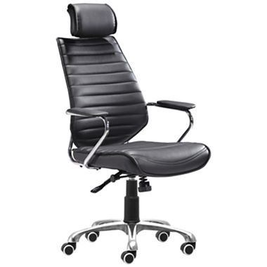 Jcpenney Desk Chair What Is A Jerry Zuo Enterprise High Back Office Black 300 2t