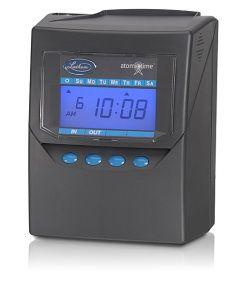 Lathem 7500e Atomic Time Recorder Time Recorder Time Clock Atomic Time