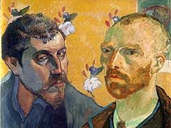 Van Gogh And Gauguin As Roommates Art Pinterest Paul