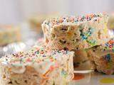 Charmed Marshmallow Treats #marshmallowtreats