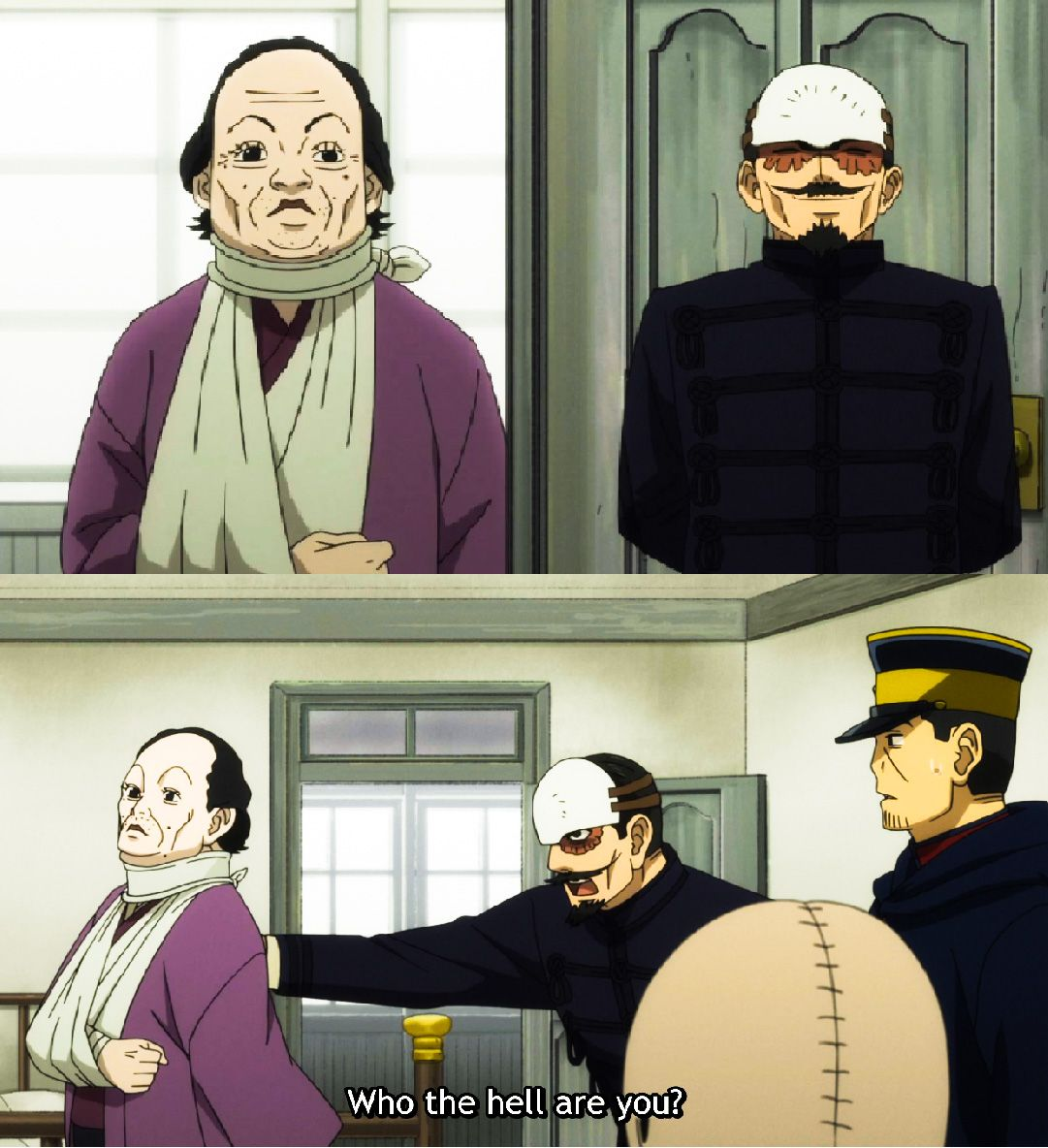 golden kamuy Recent anime, Favorite character