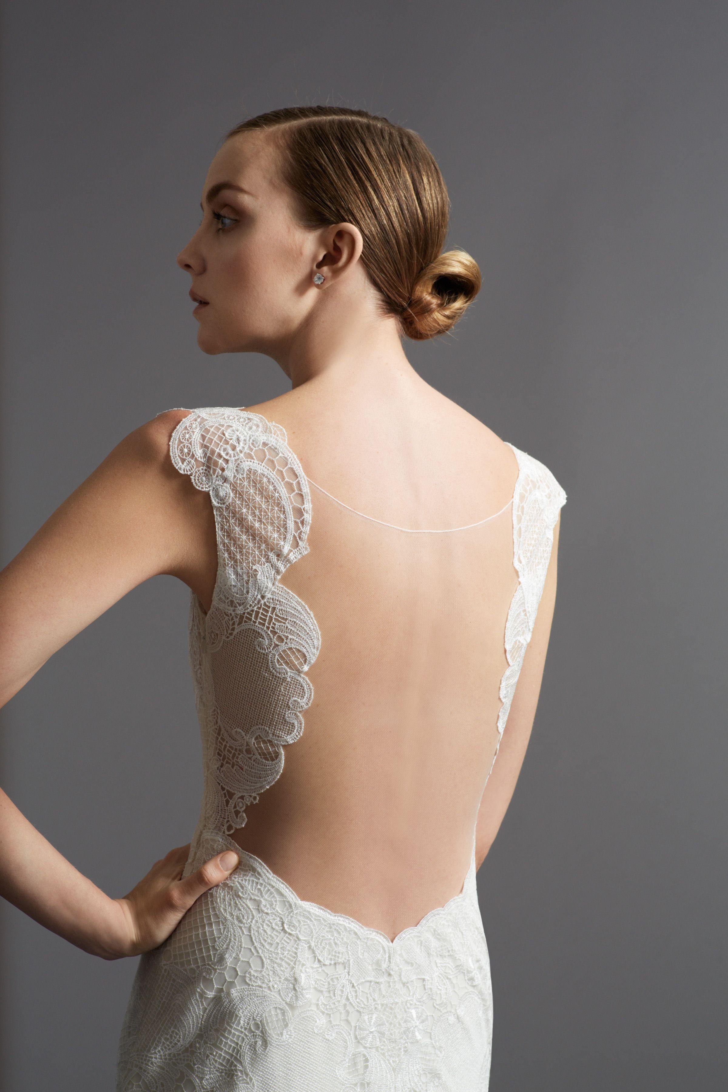 Watters viv gown watters wedding weddingdress pinterest