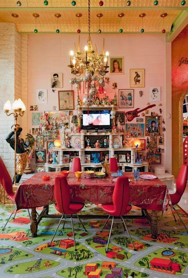 r ume und ihre kunst an den w nden sweet home pinterest w nde raum und kunst. Black Bedroom Furniture Sets. Home Design Ideas
