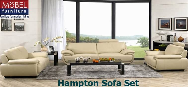 Cozy And Comfortable Hampton Sofa Set That Will Add In The Perfect Touch Of  Elegance To