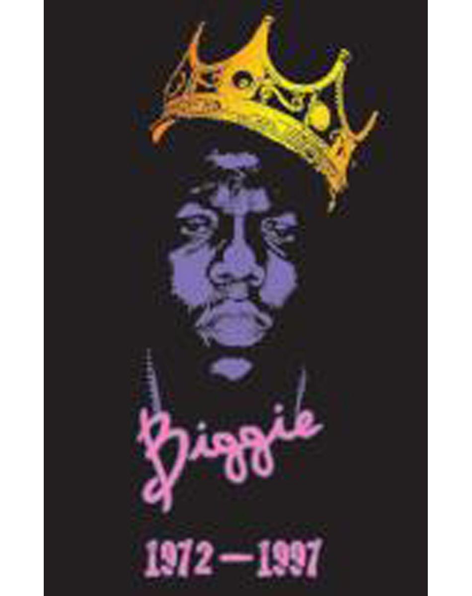 NOTORIOUS B.I.G art print//poster BIGGIE SMALLS FREE S/&H!