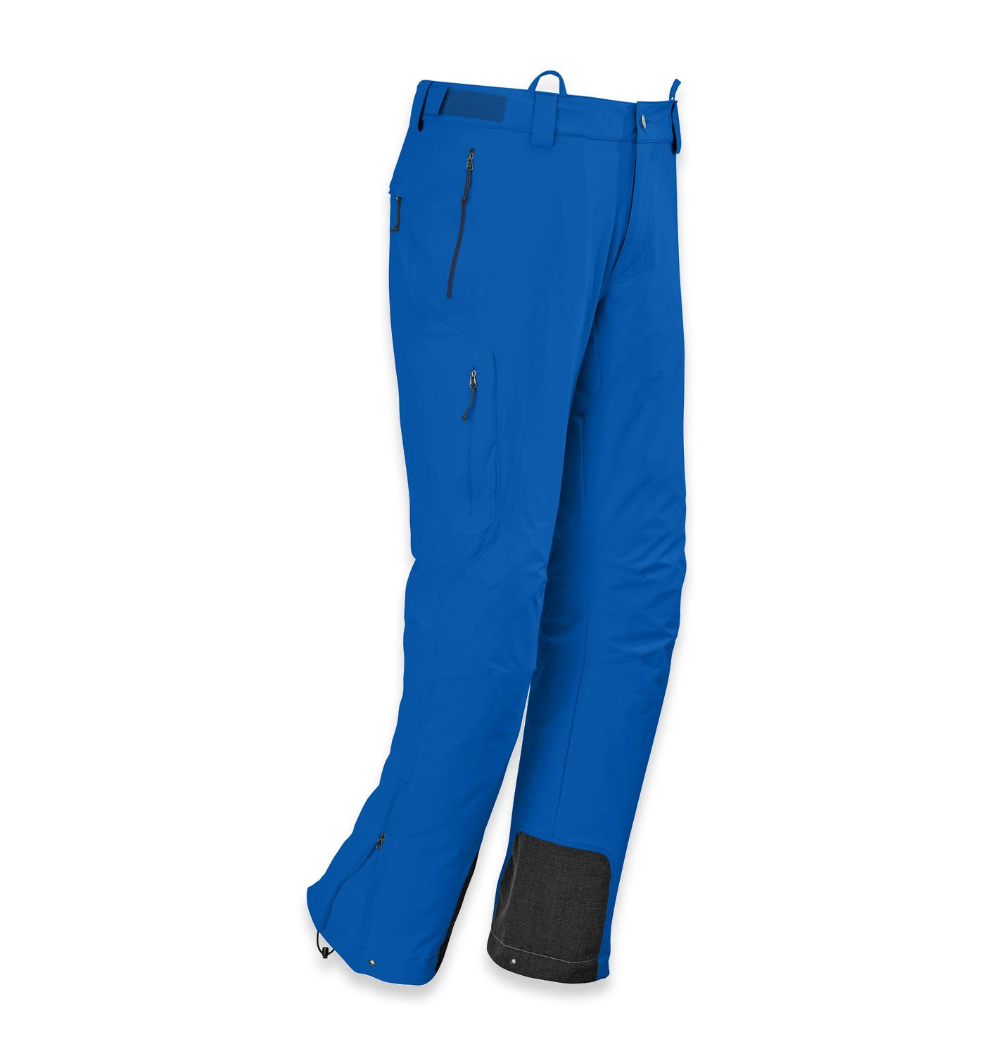 Men's Cirque Pants™ | Outdoor Research: Technical soft shell pants for alpine conditions; weather-resistant and breathable for high-energy climbing and ski touring.