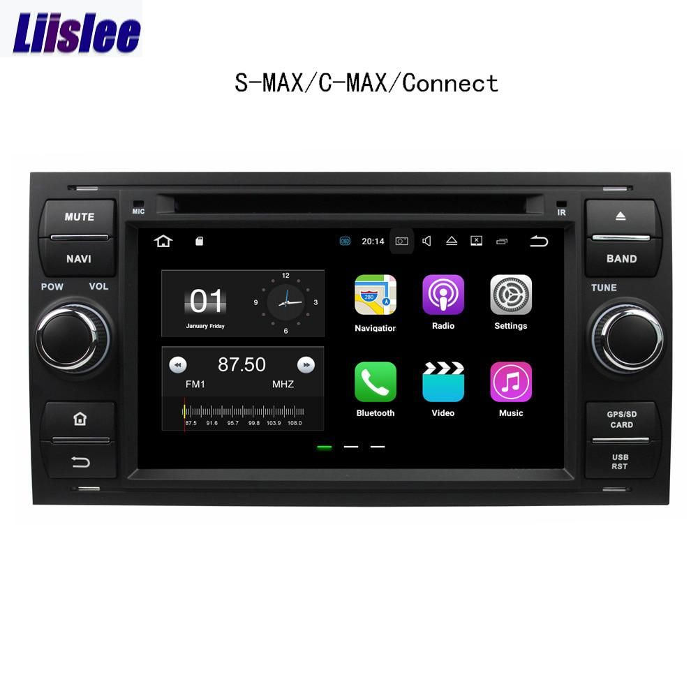 Liislee Android For Ford S Max C Max Connect 2007 2009 Car