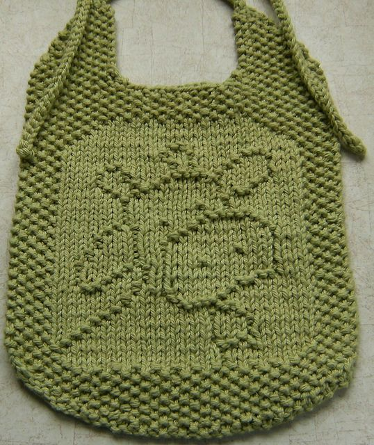 Ravelry: Belle Bib pattern by Elaine Fitzpatrick