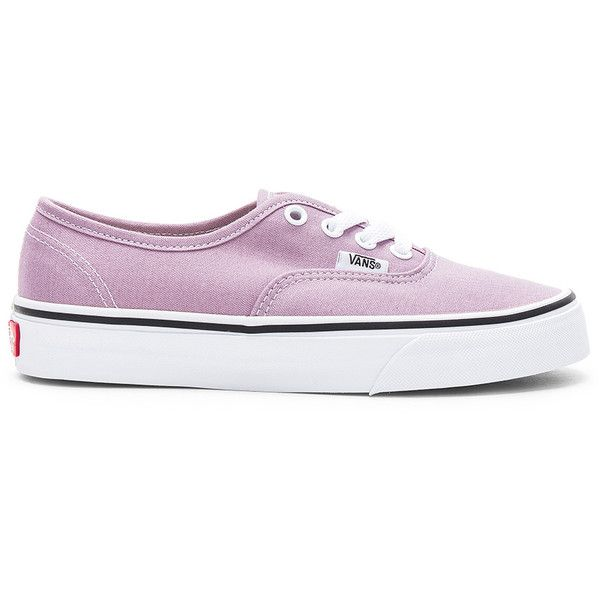 Vans Authentic Sneaker ($50) ❤ liked on Polyvore featuring