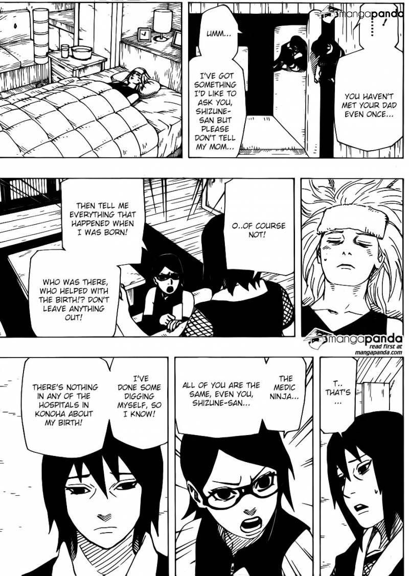 Naruto Gaiden The Seventh Hokage 2 Read Naruto Gaiden