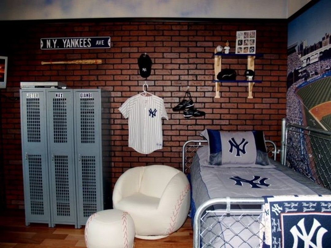 boys baseball themed bedroom ideas gift ideas pinterest