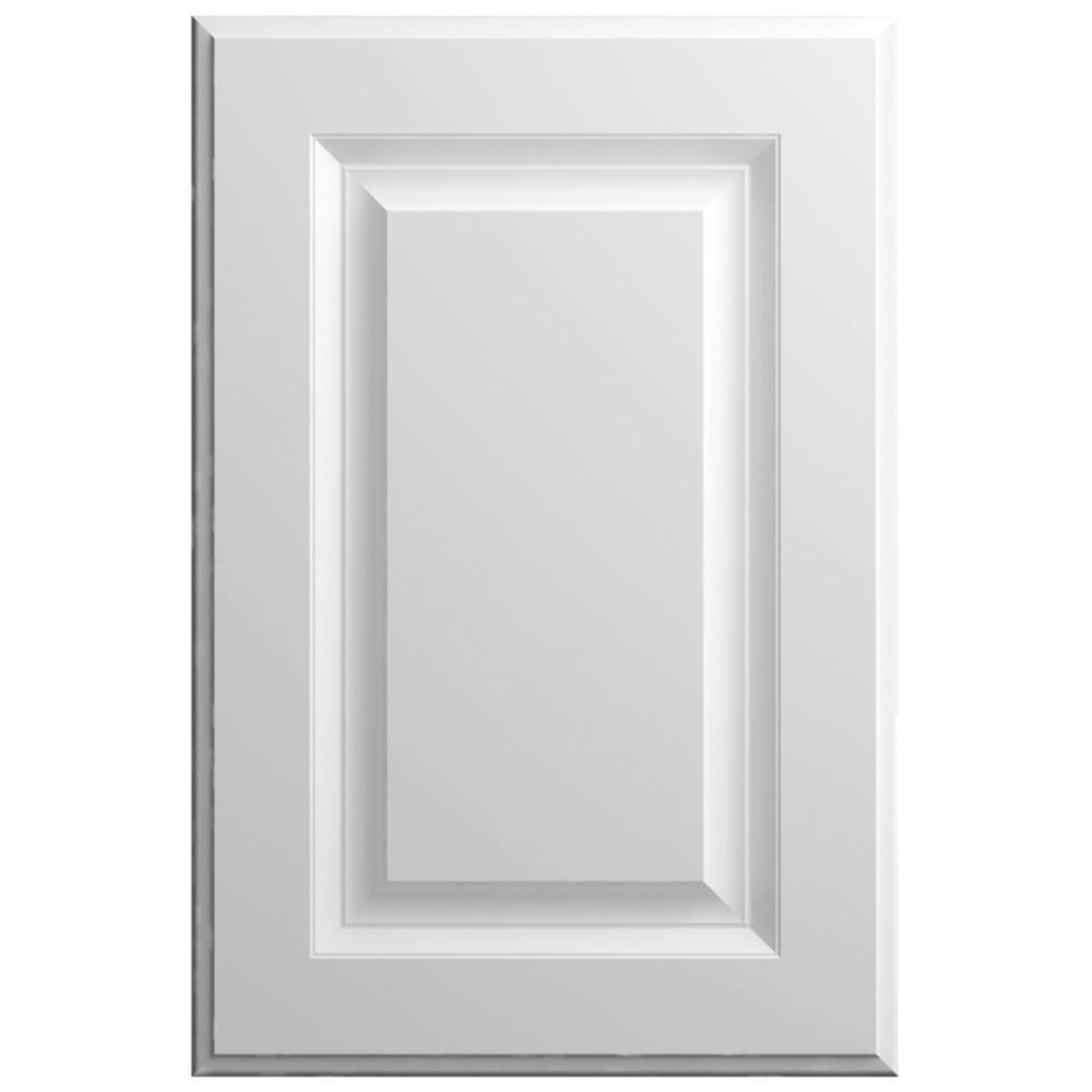 Hampton Bay Designer Series 11x15 In Elgin Cabinet Door Sample In White Hampton Bay Designer Series Cabinet Doors Kitchen Cabinet Styles