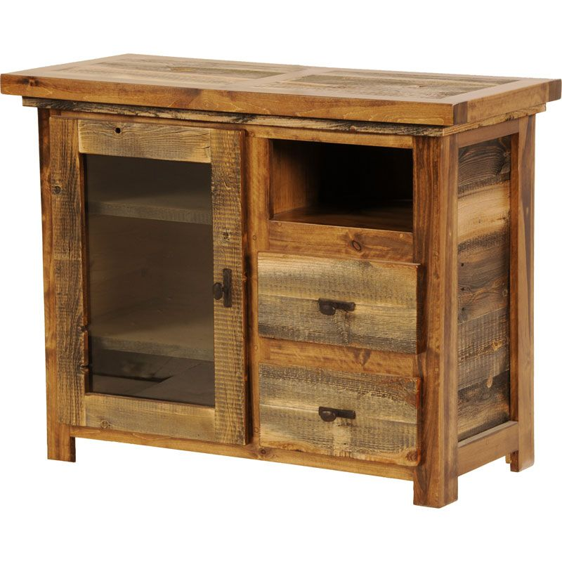 Rustic Entertainment Center Google Search