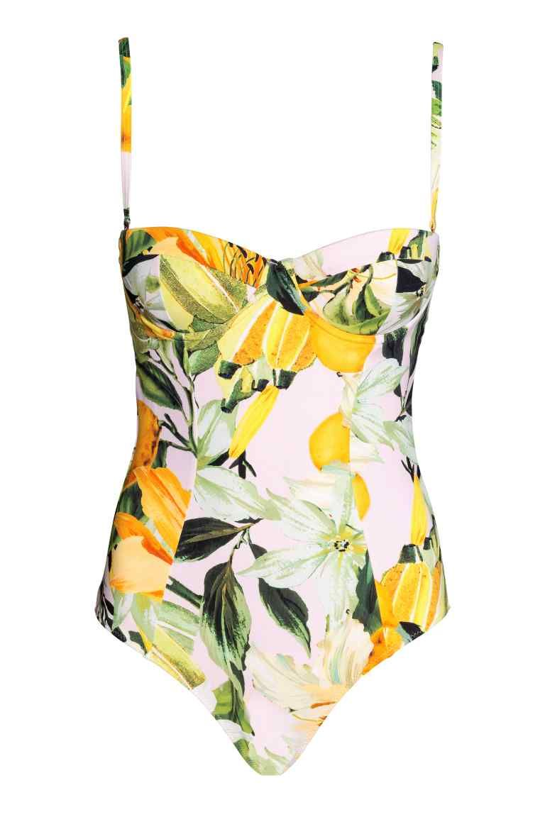 ca1cd743aca82 Patterned swimsuit in 2019 | Png Items 1: Clothing | Swimwear, Best ...