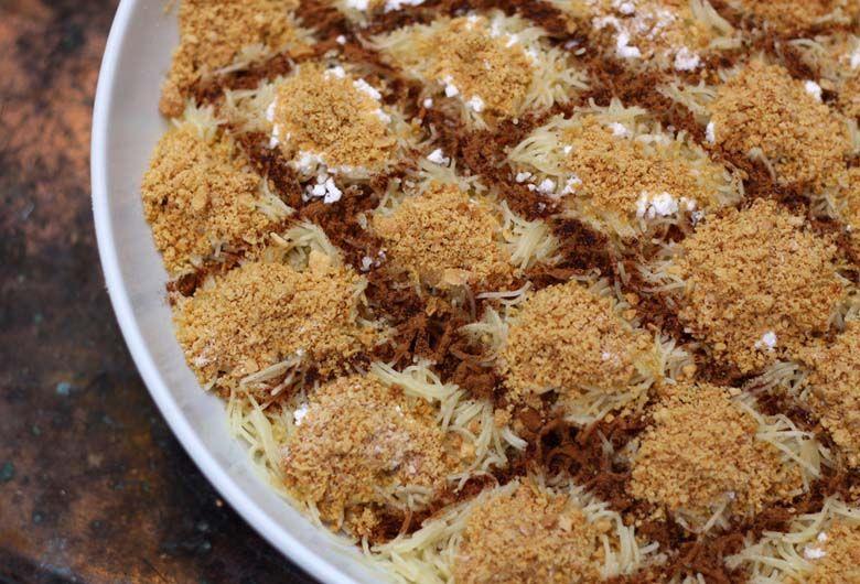 Cocina Marruecos | El Seffa Es Un Postre Tradicional De Marruecos Morocco Foods