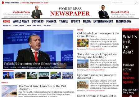 Advance Wp Newspaper Theme Gabfire Theme Media Not Responsive