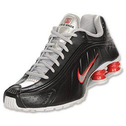 best service 3c7bb 1dfdc Nike Shox R4 - that old school feel
