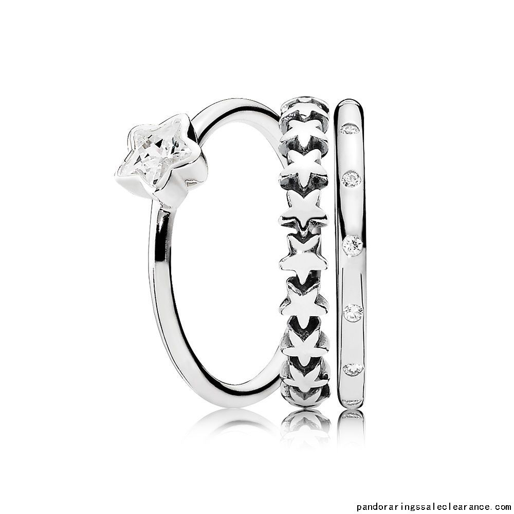 Pin by Jeyu on Pandora Rings in 2019 | Pandora star ring ...