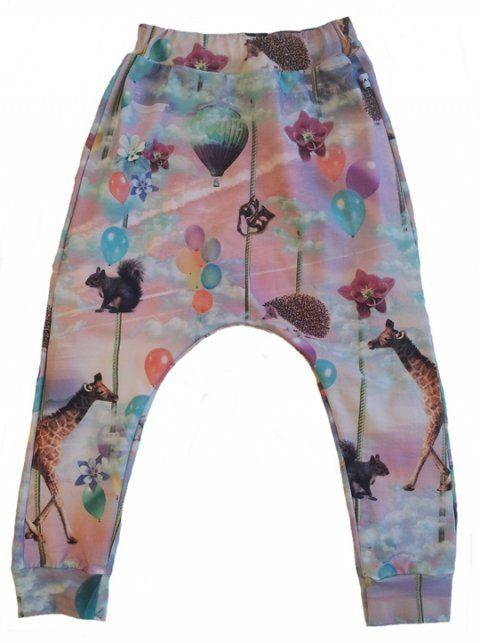 Baggy bukser