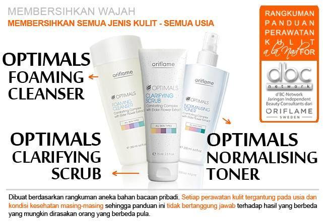 Pembersih wajah tuk semua jenis kulit usia skin care oriflame by pembersih wajah tuk semua jenis kulit usia ccuart Images